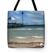 brighton Beach Tote Bag