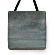 Brighton Beach Tote Bag by John Constable