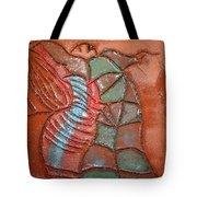 Brightspot - Tile Tote Bag