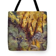 Brilliance At Service Creek Steamboat Springs Colorado Tote Bag