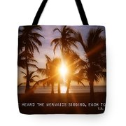 Brilliance Quote Tote Bag