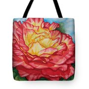Brilliant Bloom Tote Bag