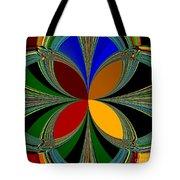 Brilliant Colors Tote Bag