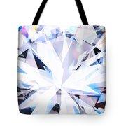 Brilliant Diamond  Tote Bag