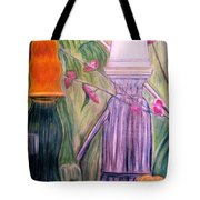 Brilliant Reflections Tote Bag