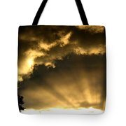 Brilliant Sky Tote Bag