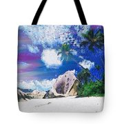 Brilliant Skyline In The Array Int The Mix Tote Bag