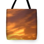 Brilliant Spring Sky Tote Bag