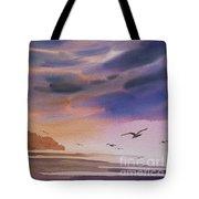 Brilliant Sunset Tote Bag