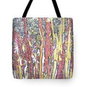 Brimstone Forest Tote Bag