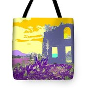 Brimstone Sunset Tote Bag