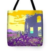Brimstone Sunset Tote Bag
