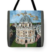 Bring Light Unto Mine Eyes Tote Bag