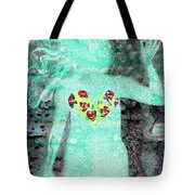 Bring Love To The Universe Tote Bag