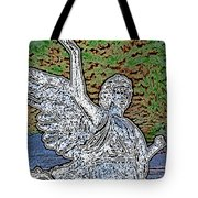 Bringer Of Colored Light Tote Bag