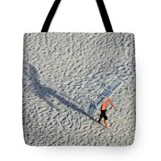 Bringing In The Chairs Tote Bag