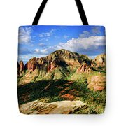 Brins Ridge 04-099pan Tote Bag
