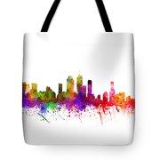 Brisbane Australia Cityscape 02 Tote Bag