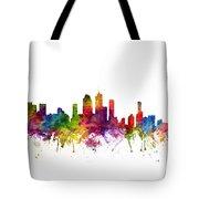 Brisbane Australia Cityscape 06 Tote Bag