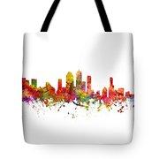 Brisbane Australia Cityscape 08 Tote Bag