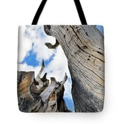 Bristlecone Great Basin Portrait Tote Bag