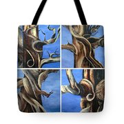 Bristlecone Tree Set Tote Bag