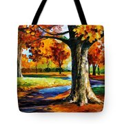 Bristol Fall  Tote Bag