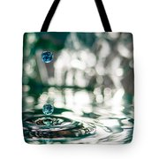 Brith Of Worlds Tote Bag