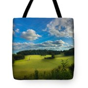 British Countryside Tote Bag