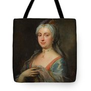 British Lady Mary Wortley Montagu Tote Bag