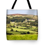 British Landscape Tote Bag