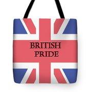 British Pride Tote Bag