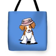 Brittany Girl Tote Bag