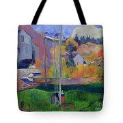 Brittany Landscape Tote Bag