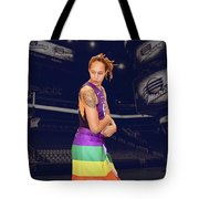 Brittney Griner Lgbt Pride 2 Tote Bag