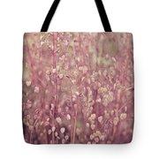 Briza Media Limouzi Decorative Quaking Grass Tote Bag