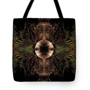 Broach Of Dried Leaves / Warm  Tote Bag