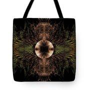 Broach Of Dried Leaves / Warm  Tote Bag
