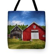 Broad Acres Is The Place To Be Tote Bag