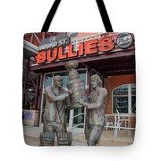 Broad Street Bullies Pub - Clarke And Parant Tote Bag