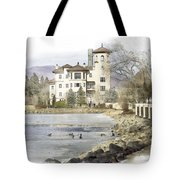 Broadmoor Hotel Tote Bag