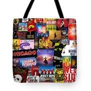Broadway 14 Tote Bag