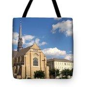 Broadway Baptist Tote Bag