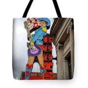 Broadway Boots - Nashville Tn Tote Bag