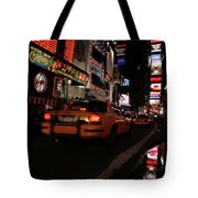 Broadway Lights Tote Bag