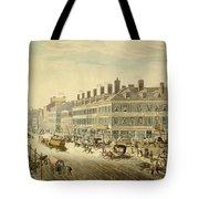 Broadway, New York Tote Bag