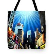 Broadway Rhythm Tote Bag