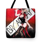 Broadway Style Tote Bag