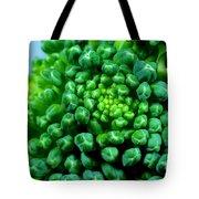 Broccoli Head Tote Bag