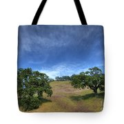 Broccoli Trees Tote Bag